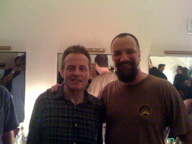 John Paul Jones and David Markey 2009