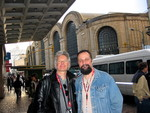 Julien Temple and David Markey, Buenos Aires 2008