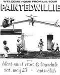 Painted Willie, Blast, Saint Vitus, & Lawndale - May 23, 1987