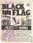 Black Flag, Painted Willie, & Gone - Tampa 1-24-86