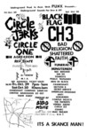 PUNX 2 day festival 1982 (Circle Jerks, Black Flag, Bad Religion, Minutemen, Sin 34, Shattered Faith, + more