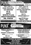 PUNX T-Bird Rollerdrome 1982