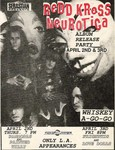 Painted Wille, Pandoras, Frightwig, & The Lovedolls - with Redd Kross April 2 & 3, 1987