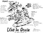 Sin 34 & various - PUNX nights @ Cathay De Grande