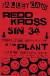 The Alleycats, Redd Kross, & Sin 34 - June 10, 1983