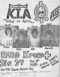 Redd Kross, Sin 34, & KIA - November 21, 1982