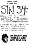 Sin 34, Suicidal Tendencies, & Mutual Hatred - May 21, 1982