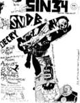 Sin 34, SVBD., Decry, & Scattered Few - August 1. 1983