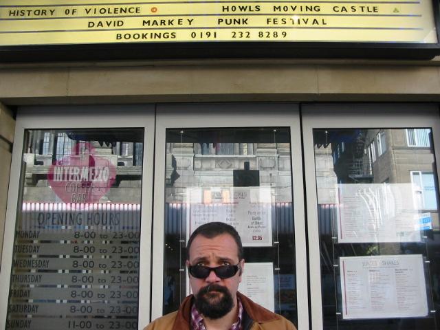 desperate cinema tour UK '05