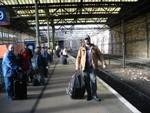 UK by train