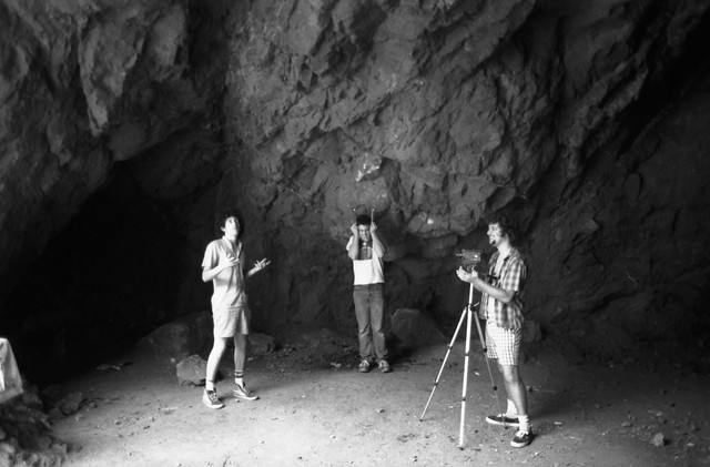 Jordan Schwartz, John Press, & Dave Markey - Bronson Caves