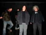 the melvins on a giant steel halfpipe