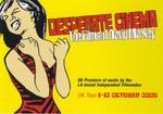 Desperate Cinema UK Tour ad (front)