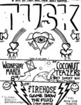 flier by Davo Classen for Tusk