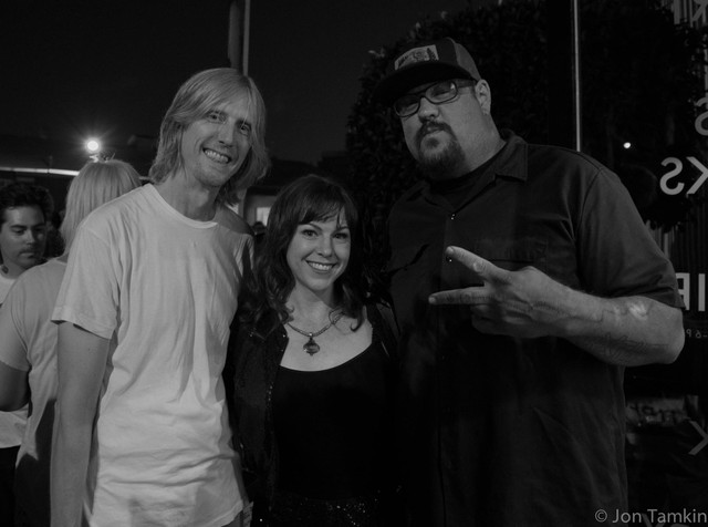 Eric Erlandson, Sandy, & Fletcher