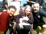 Jordan, Al Bum, & Dave